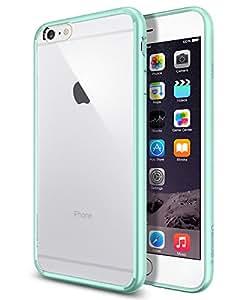Spigen シュピゲン iPhone6 Plus 対応 落下防止 耐衝撃 ウルトラ・ハイブリッド SGP11052 (ミント)
