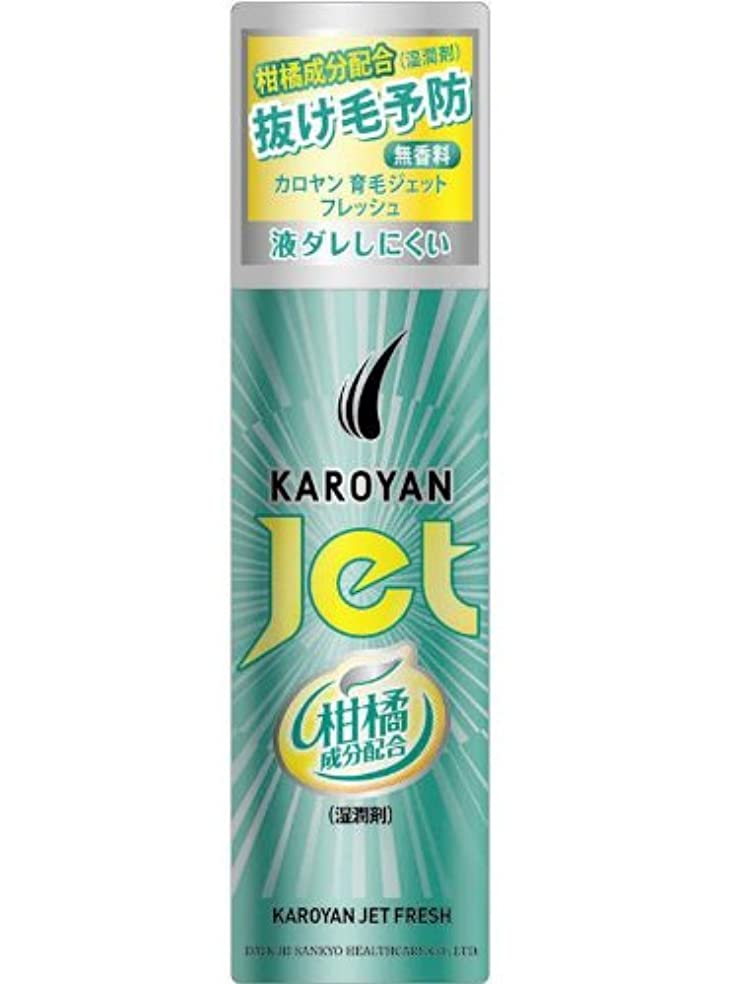 いわゆる有用内なるカロヤン ジェット 無香料フレッシュ 185g 【医薬部外品】