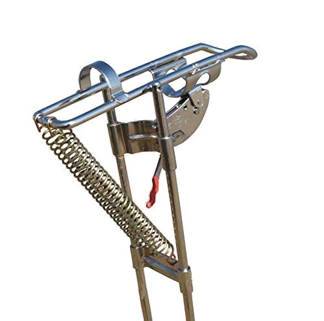 トランペットボーナス強調恵\イーサン 釣竿掛け 竿置き 竿受け 竿掛けホルダー ロッドホルダー 釣竿 フィッシュポールブラケット 多機能釣り装置 挿地式 高感度 自動上げ 感度調整