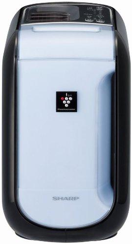 SHARP プラズマクラスター搭載 寝室用 加湿機能付イオン発生機 ブラック系 IG-DK100-B