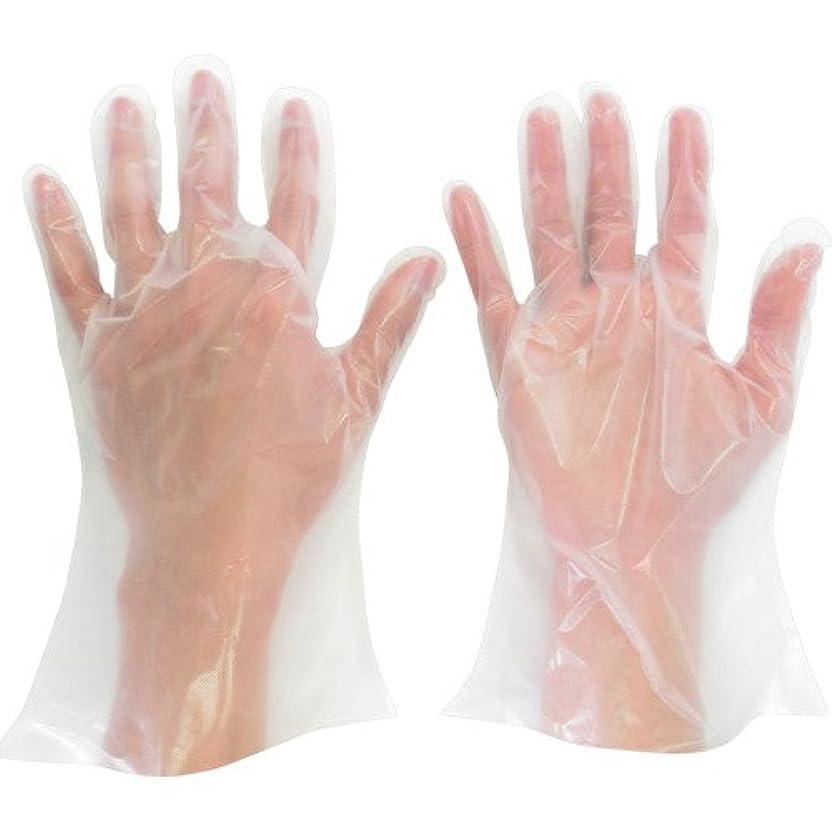 増強効果どうやってミドリ安全 ポリエチレン使い捨て手袋 厚手 外エンボス 200枚入 S VERTE565NS