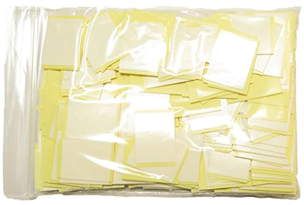 薄汚い議題マイク《アイデア商品》2㎝カット約300枚両面テープ