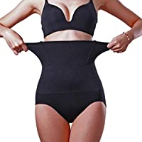 MELERIO Women's Body Shpaer, High Waisted Tummy Control Panties, Butt Lifter Shapermint Shapewear for Women