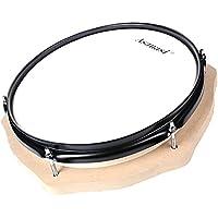 Twinkle goods (ツインクルグッズ) 12インチ ダミー タムドラム ドラム 練習 パッド スキン 打感 調節可能 叩き心地よく 自然な音色を楽しめる