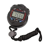 Fomatrade Digital Handheld Multi-function Professional Electronic Chronograph Sports Stopwatch Timer Stop Watch [並行輸入品]