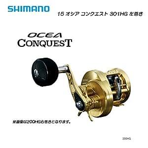 シマノ リール 15 オシアコンクエスト 300HG