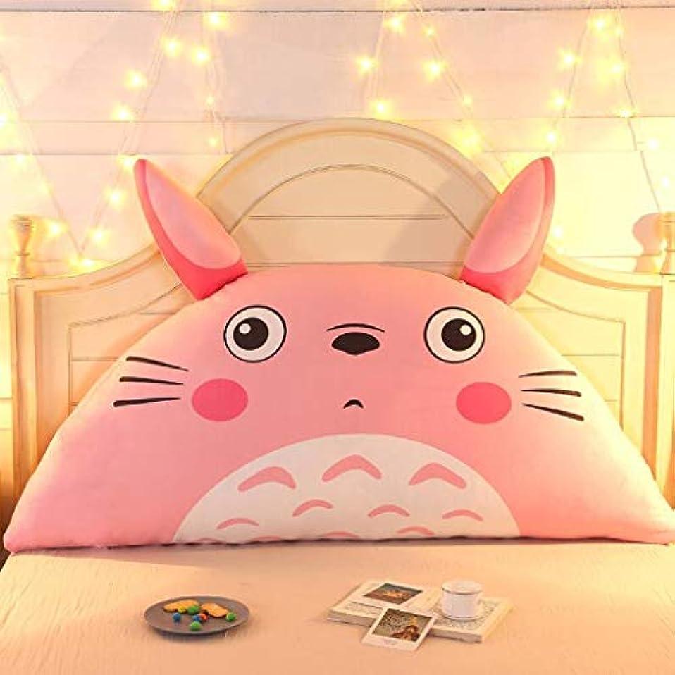 挨拶みなす海嶺漫画枕寝室クッション女の子ハートベッド枕ダブル枕子供枕 Zsetop (Color : A, Size : 120*55cm)