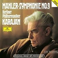 Mahler: Symphony No. 9 by Herbert Von Karajan (2013-03-20)