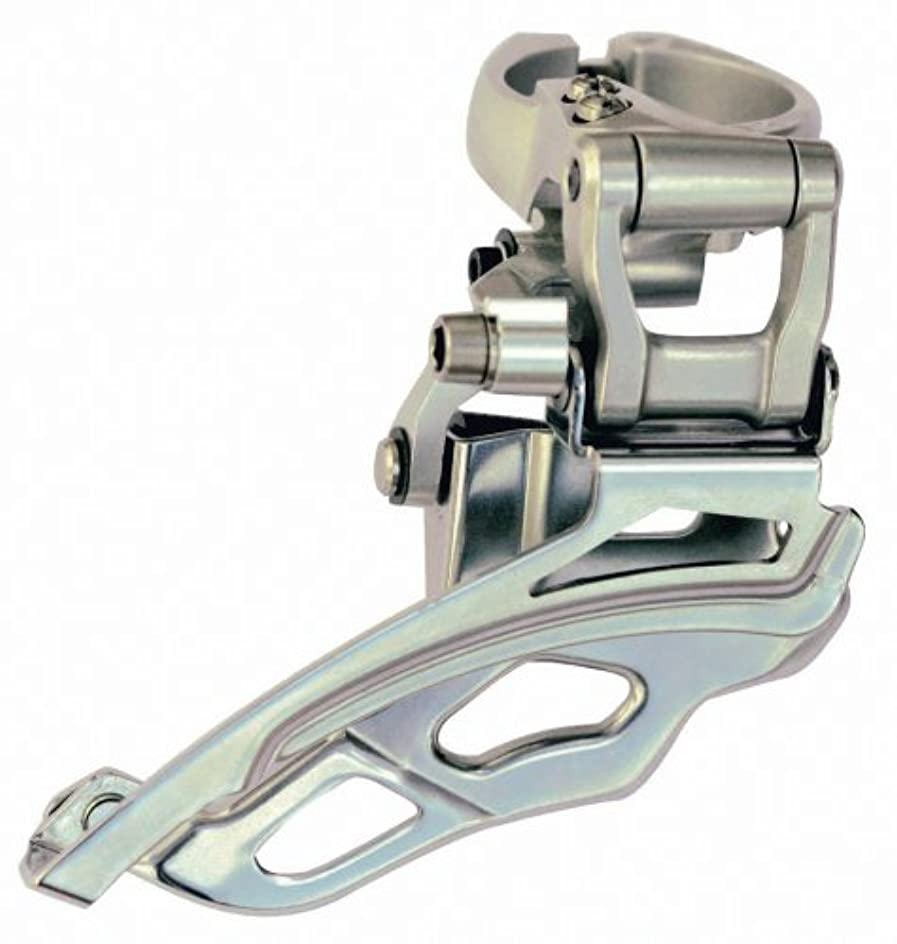 絶対に気配りのある献身SRAM X.9 3X9 High Clamp Bottom Pull 34.9 Front Derailleur by SRAM