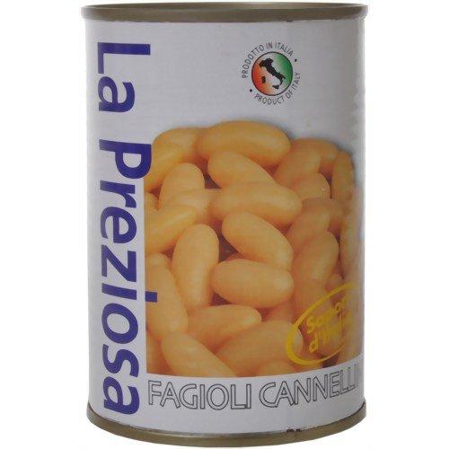 ラ プレッツィオーサ 白いんげん豆 400g