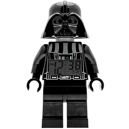 LEGO(レゴ) スターウォーズ ダース ベーダー 目覚まし...