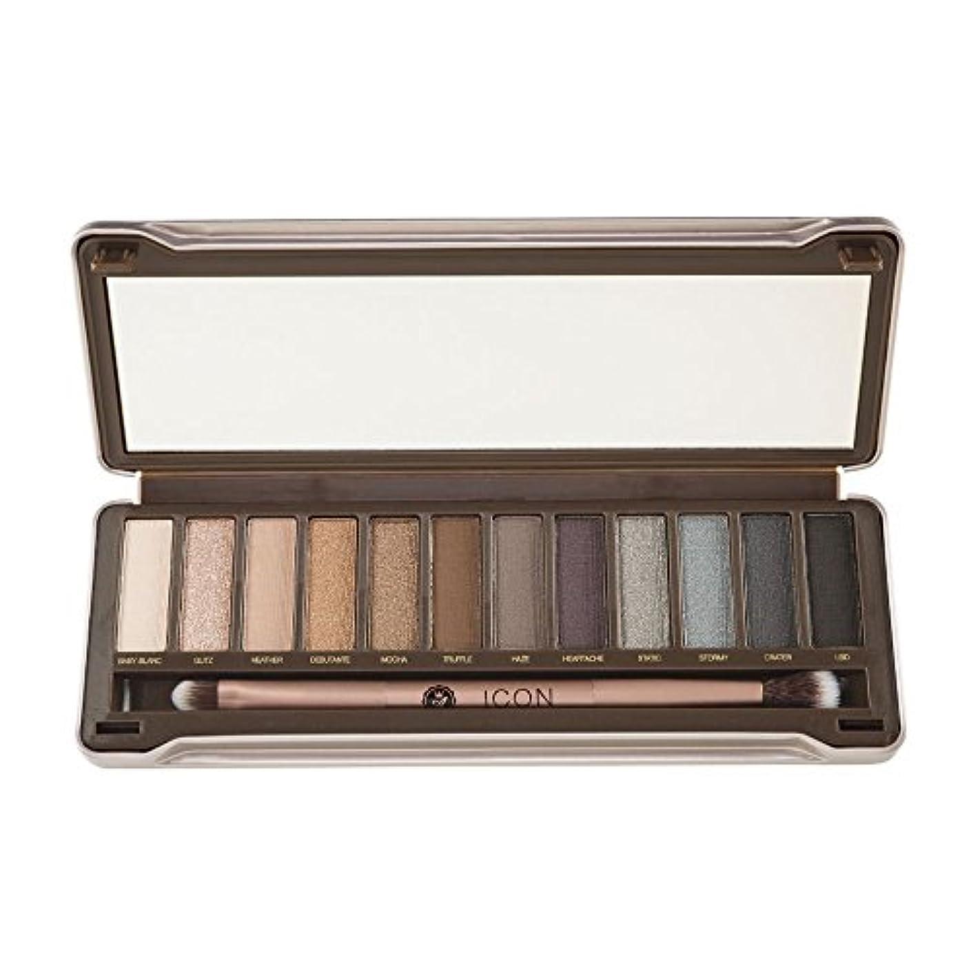 ABSOLUTE Icon Eyeshadow Palette - Noir Garden (並行輸入品)