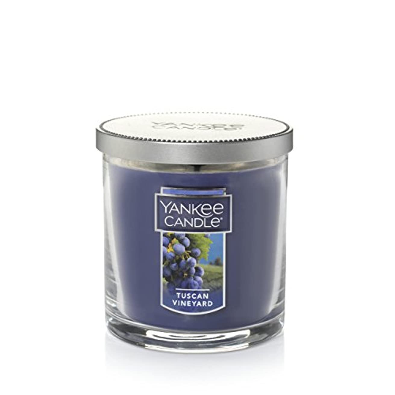 マネージャー国民投票アトミックYankee Candle Vineyard、フルーツ香り Small Tumbler Candles パープル 1184180Z