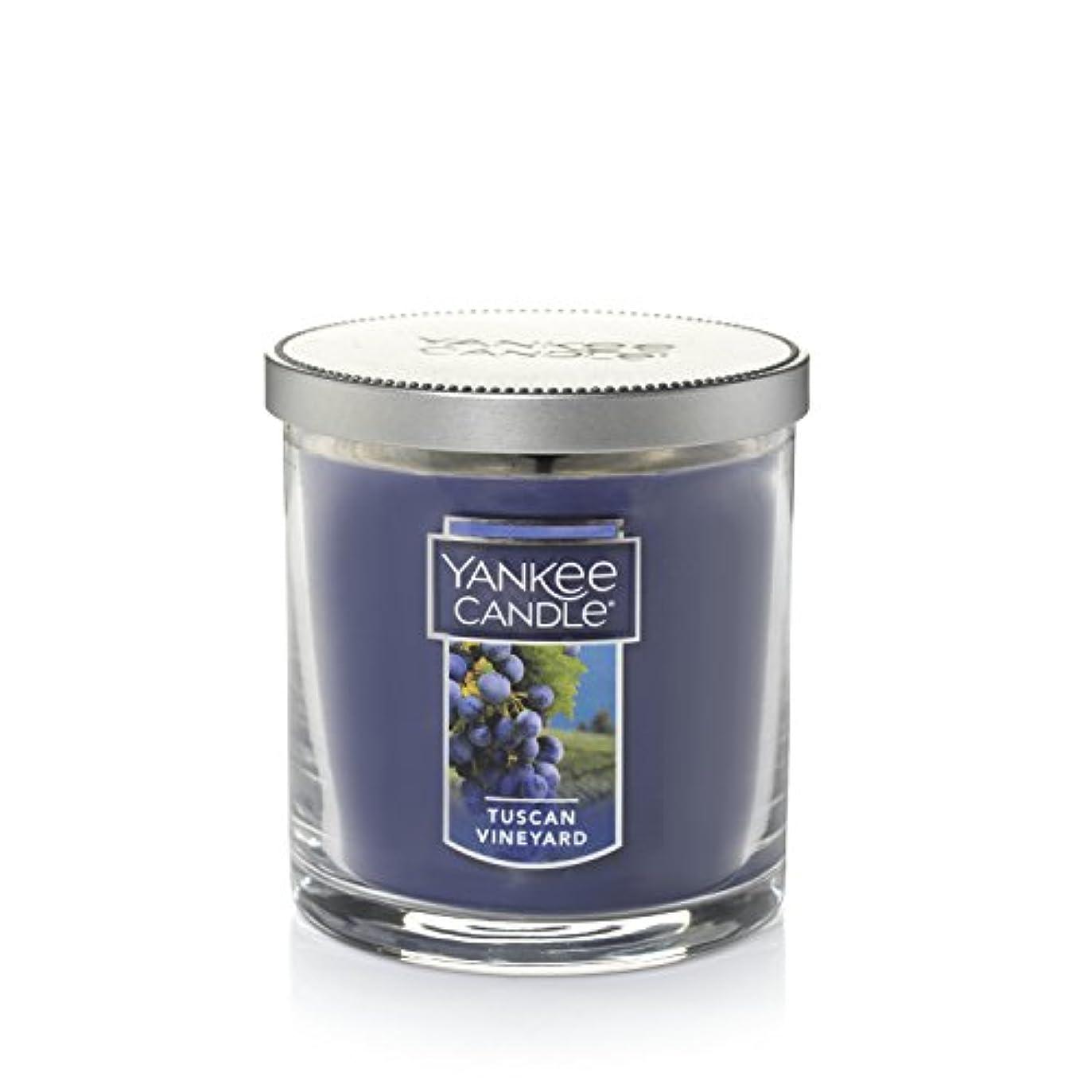 ペルソナ以下挨拶するYankee Candle Vineyard、フルーツ香り Small Tumbler Candles パープル 1184180Z