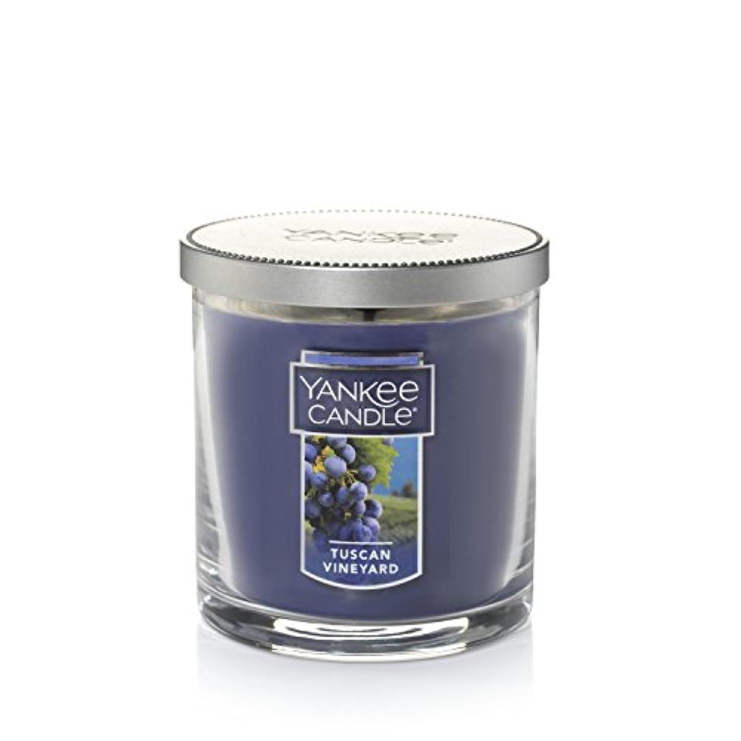 監査表示絡まるYankee Candle Vineyard、フルーツ香り Small Tumbler Candles パープル 1184180Z