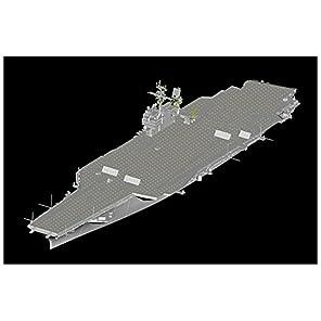 トランペッター 1/700 アメリカ海軍 空母 CV-63 キティーホーク プラモデル 06714