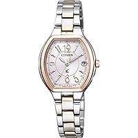 [シチズン]CITIZEN 腕時計 xC クロスシー エコ・ドライブ電波時計 HAPPY FLIGHT ES9364-57A レディース