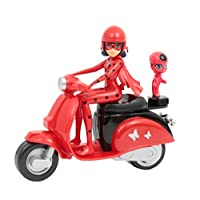 Giochi Preziosi Miraculous - Scooter Ladybird