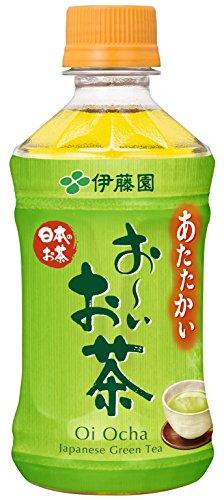伊藤園 ホットおーいお茶緑茶345ml×24本