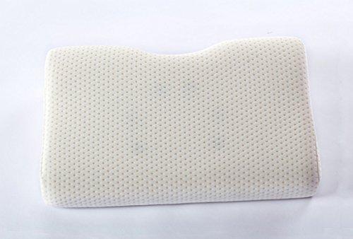 磁気健康枕 人間工学設計 低反発記憶綿 柔らかい もっと肩楽寝 蝶型 (S02)