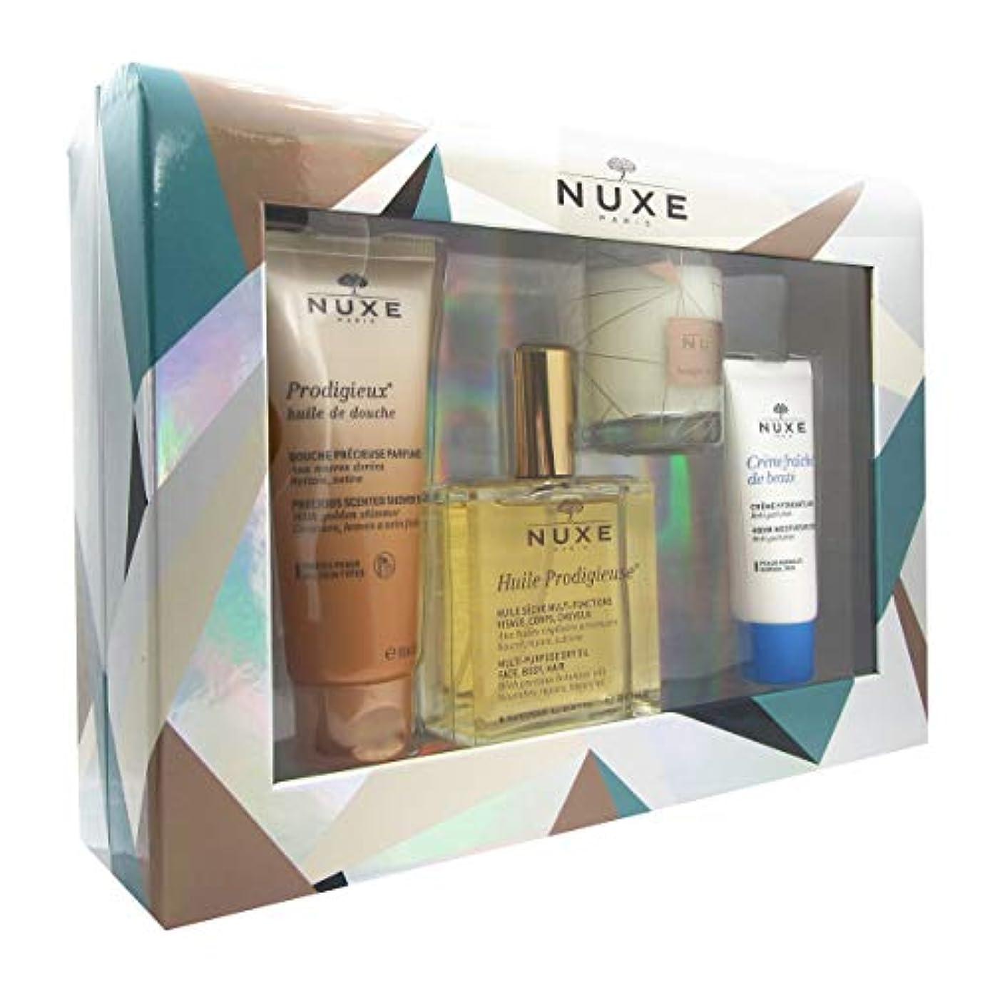 ニュクス[NUXE] 2018 プロディジュー オイル 限定販売品 超お買い得です 海外直送品