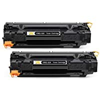 CHINAMATE キャノン用 CRG-325 2本 互換 汎用トナーカートリッジ 対応機種:LBP6040 LBP6030