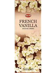 French Vanilla – 120 Sticksボックス – 裾Incense