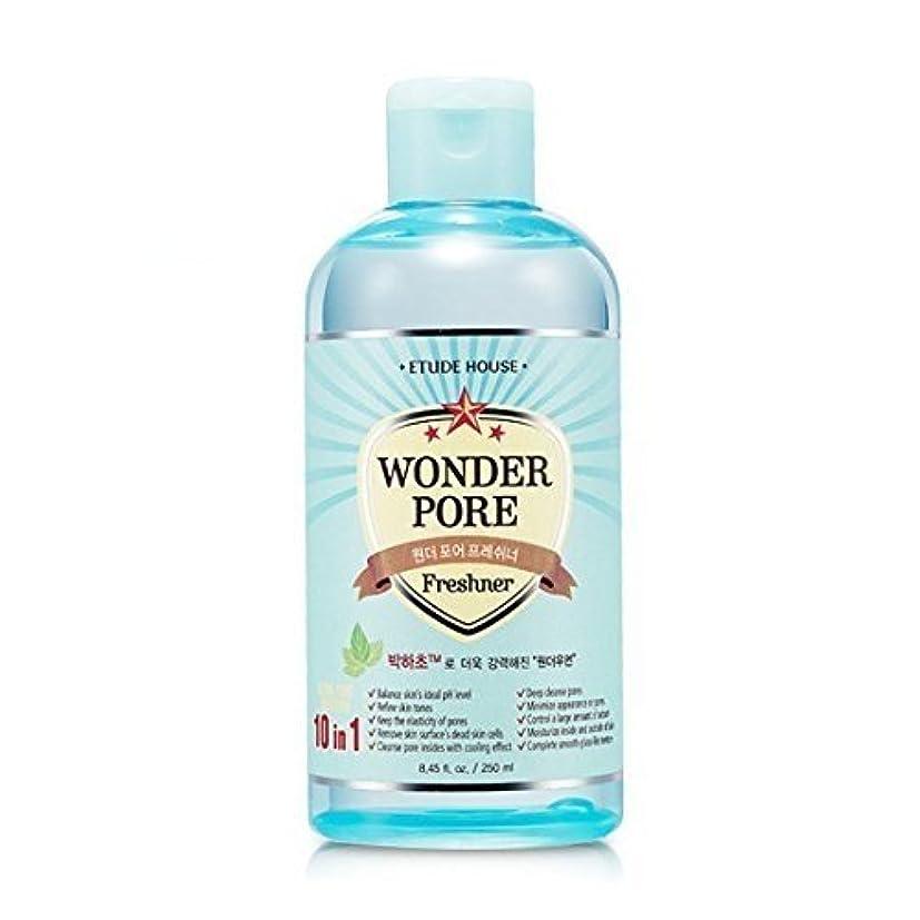 コンパクト組み合わせつぼみエチュードハウス ワンダー?ポア?フレッシュナー 化粧水 (500ml) / ETUDE HOUSE Wonder Pore Freshner [並行輸入品]