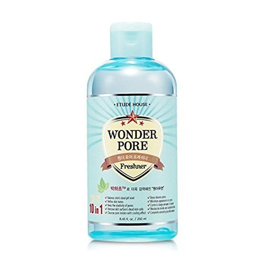 フィルタ請求可能ビルダーエチュードハウス ワンダー?ポア?フレッシュナー 化粧水 (500ml) / ETUDE HOUSE Wonder Pore Freshner [並行輸入品]