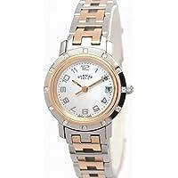 [エルメス]HERMES 腕時計 クリッパーナクレ PMサイズ CL4.222 レディース [並行輸入品]