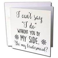 3D Rose Greeting Card with Envelope Set of 1 (gc_235598_5) [並行輸入品]