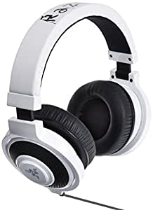 Razer Kraken Pro - White ゲーミングヘッドセット 【正規保証品】 RZ04-00870500-R3M1