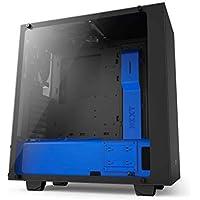 NZXT s340Eliteブラックミディタワーゲームケース–USB 3.0