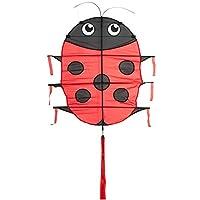 Single Line Flapping Lillie Ladybug Kite