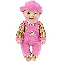 人形赤ちゃん おもちゃ ベビー人形 抱き人形 縫いぐるみ ケア トレーニング シリコーン製 育児 看護 保育士 柔らかい