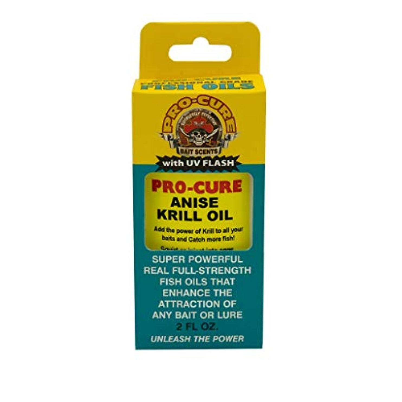 絶滅ペルー内陸Procur - アニスオキアミ油