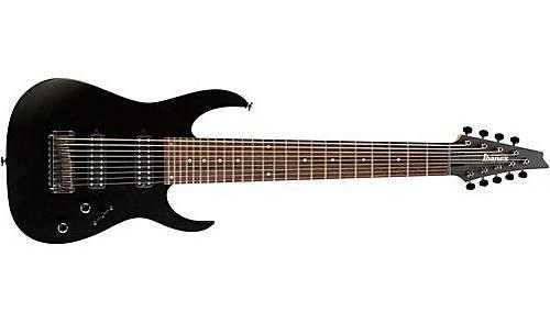 Ibanez アイバニーズ Prestige RG90BKP-ISH 9弦エレキギター