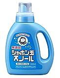 シャボン玉 衣料用液体洗剤 スノール 本体 1000ml