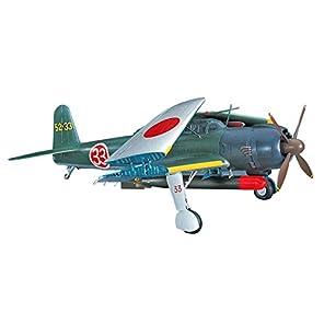 ハセガワ 1/48 日本海軍 中島 B6N2 艦上攻撃機 天山 12型 プラモデル JT61
