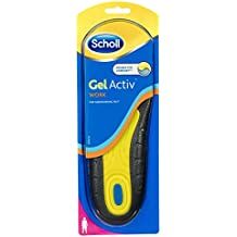 Scholl GelActiv Insoles for Work (Women), 1 Count