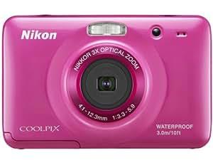 Nikon デジタルカメラ COOLPIX (クールピクス) S30 ピンク S30PK