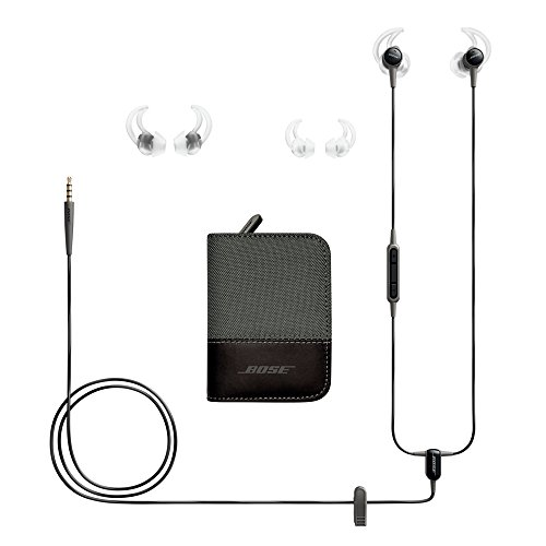Bose SoundTrue Ultra イヤホン 防滴仕様/iPhone・iPod・iPad対応リモコン・マイク付き チャコール SoundTrue UL IE IP CHL【国内正規品】