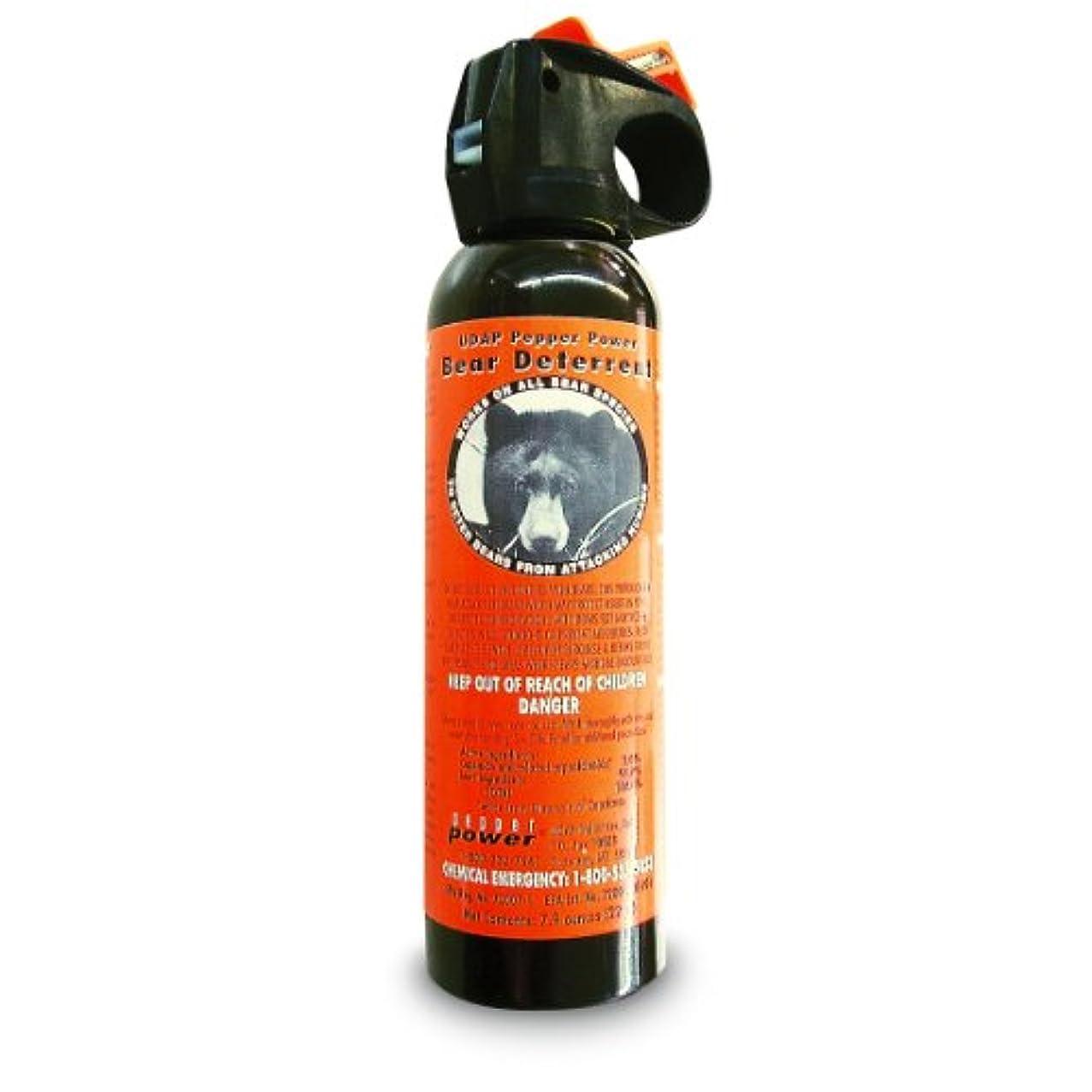 窒素騒々しい必須UDAP 12 Vhp安全オレンジBearスプレー