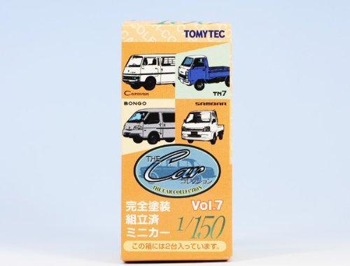 ザ・カーコレクション7 商用車今昔編 鉄道模型Nゲージ 模型 箱玩 トミーテック(全14種セット)