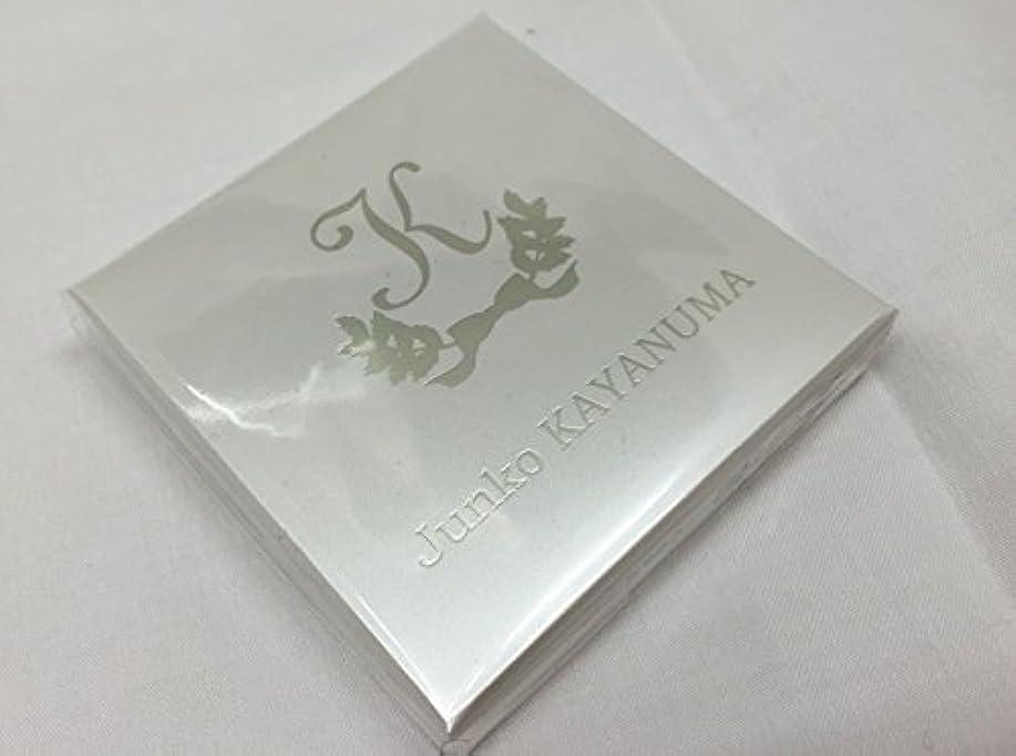ベルト作り上げる意味のある茅沼順子薬局 Junko KAYANUMA(ジュンコカヤヌマ) カドゥー ナチュラルパウダーファンデーション リフィル