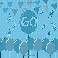 60: libro degli ospiti per il tuo compleanno