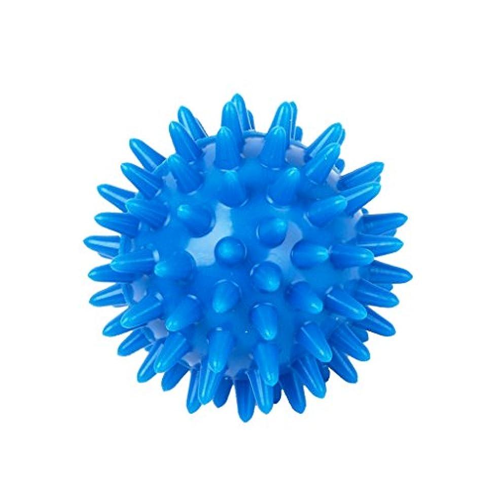 粘土主婦めったにPerfk PVC製 足用マッサージボール マッサージボール 筋肉 緊張和らげ  血液循環促進 5.5cm