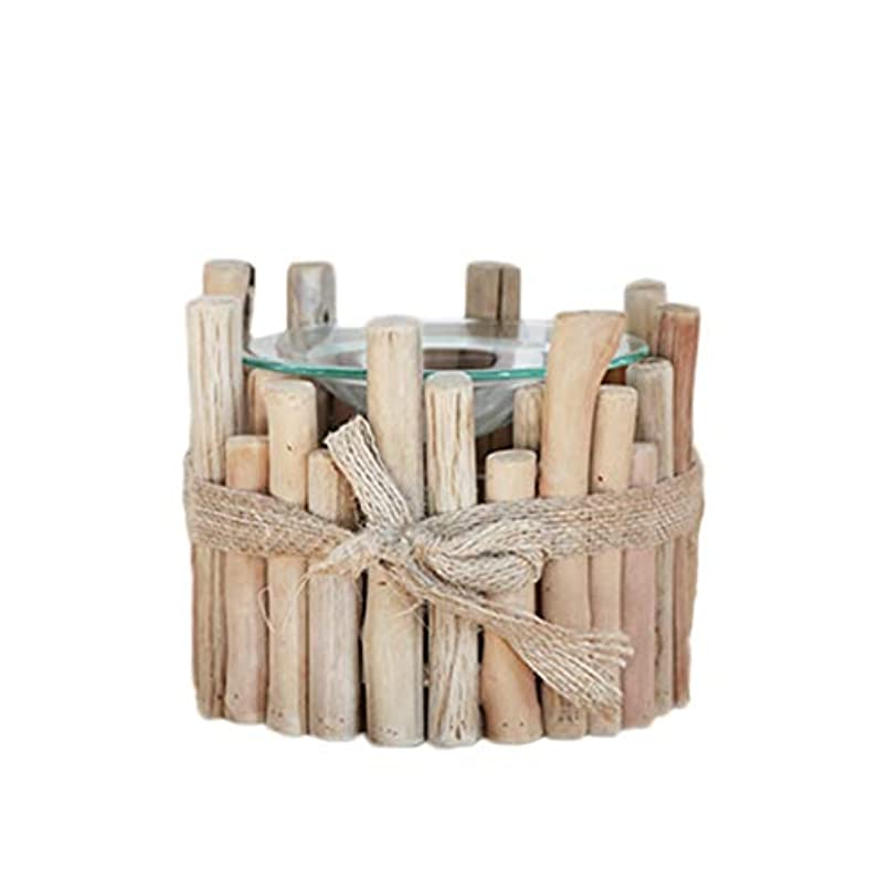 批判的に頻繁にロッカー家庭用木材香ホルダーエッセンシャルオイルアロマ燭台香バーナー寝室アロマセラピー炉香バーナーホルダー 芳香器?アロマバーナー (Color : D)