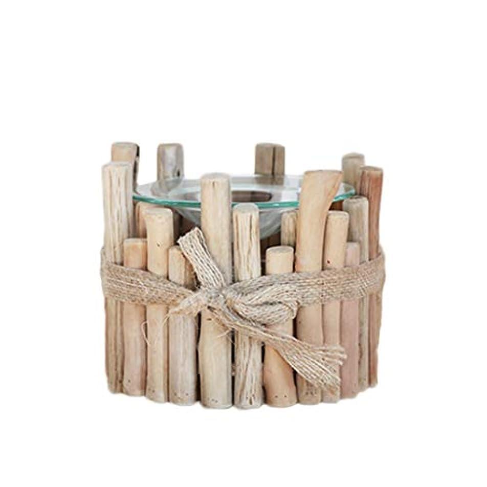 気をつけてマガジン徴収家庭用木材香ホルダーエッセンシャルオイルアロマ燭台香バーナー寝室アロマセラピー炉香バーナーホルダー (Color : D)
