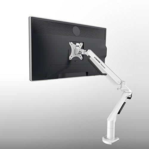 [해외]Loctek 가스 압력 감지 모니터 암 17-36 인치 모니터 대응 대형 모니터 지원 F8L/Loctek gas pressure monitor arm 17 - 36 inch monitor correspondence large monitor correspondence F8L